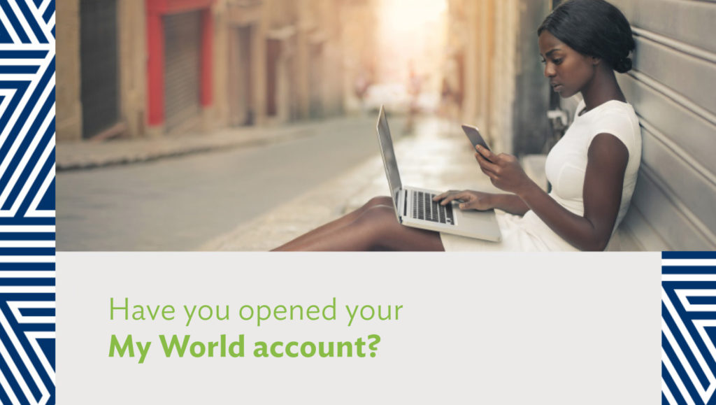 African-Bank-My-World-Account